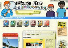 Suchmaschine für Kinder: Blinde-Kuh.de