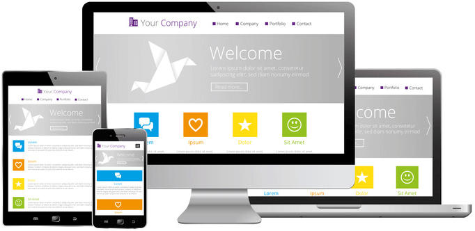 Responsive Webdesign mit Media Queries