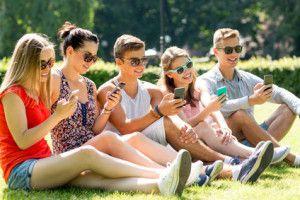 Mobile Internetnutzung bei Jugendlichen