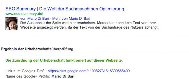 Eigenes Bild In Den Google Suchergebnissen